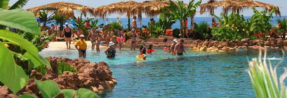 Аквапарк Sealanya Seapark, Аланья, Турция