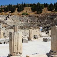 Эфес, Одеон - фото.