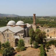 Мечеть Иса-бея в Сельчуке.