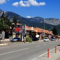 Улица Текирова, Турция.