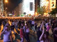 Беспорядки в Турции: в Стамбуле требуют отставки Эрдогана