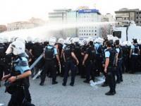 В Стамбуле произошли новые столкновения демонстрантов с полицией