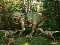 В Анталье открывается парк динозавров