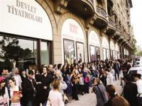 В Анкаре актеры протестуют против приватизации театров