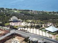 Культурный Парк Ататюрка в Анталии использует солнечную энергию