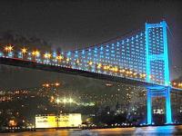 Начинается строительство 3-го моста в Стамбуле