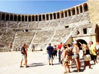 Анталья - центр древних городов и туризма