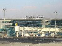 Аэропорт Ататюрка - третье место в Европе по загруженности