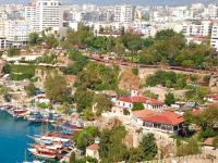 Количество иранских туристов в Анталии уменьшилось