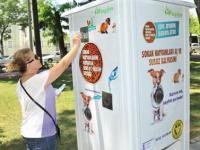В Турции появились автоматы для животных