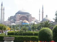 Османский фонтан возле Айя-София