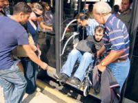 Бесплатный проезд для инвалидов в Турции