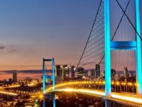 """Марафофон """"Евразия"""" угрожает состоянию Босфорского моста"""