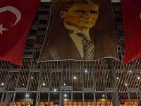 Реконструкция центра культуры Ататюрка