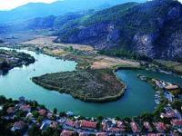 Дальян (Dalyan), Турция