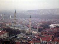 Турецкому городу Эдирне угрожает наводнение