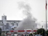 Эвакуация турков из приграничных с Сирией районов