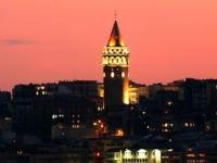 В Стамбуле прошла демонстрация в районе Галатской башни