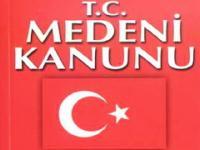 Гражданское право Турции. Гражданский кодекс Турецкой Республики