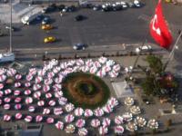 На площади Таксим будут проводить ифтары