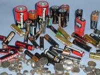 В Турции отправлено на переработку 500 тонн батареек