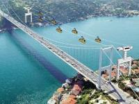 В Стамбуле проложат канатную дорогу через пролив Босфор