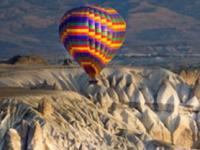 Туристическая популярность Каппадокии увеличилась на 34%