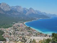 Кемер (Kemer) - курорт Турции - описание, достопримечательности, история