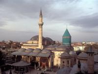 Конья (Konya) город в Турции