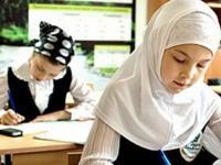 В Турции легализовали ношение косынок школьницами