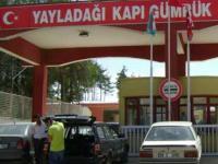 Закрыт КПП Йайладагы на турецко-сирийской границе