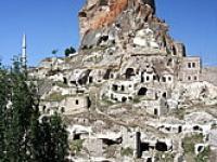 После реставрации в Каппадокии открыта крепость Ортахисар