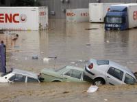 Наводнение в районе Эдирне