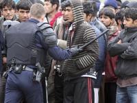 Нелегальные мигранты в Турции