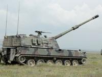 Новая турецкая самоходка - T-155 «Firtina»