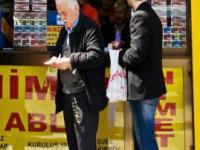Новогодняя лотерея в Турции