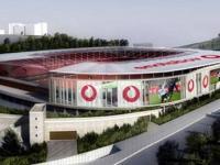 """Компания Vodafone построит новый стадион для ФК """"Бешикташ"""""""