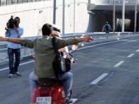 В центре Стамбула появился новый автомобильный тоннель