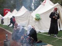 Турция готовится к приему сирийских беженцев