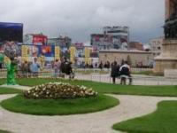 Строительные работы на площади Таксим будут продолжены