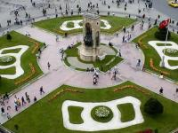 Реконструкция площади Таксим в Стамбуле отменена