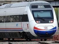 """Началось скоростное движение поездов """"Анкара-Стамбул"""""""