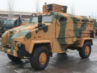 Турция отказалась покупать бронетехнику Kirpi