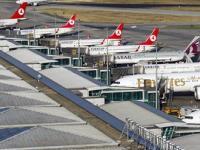 13 мая в аэропорту Ататюрка закроется одна полоса