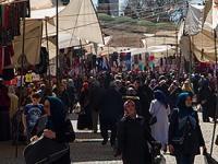 Фатих - один из старейших рынков Стамбула
