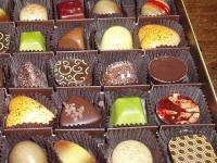 Первый шоколадный магазин Godiva в Анкаре