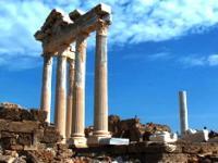Сиде (Side), город и курорт Турции