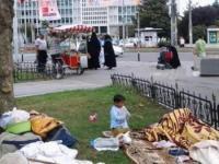 В Адане группа лиц разгромила сирийские магазины