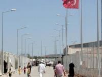 Новые сирийские беженцы в Турции