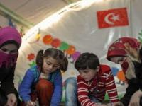 Турция потратила на сирийских беженцев $ 1.5 млрд.